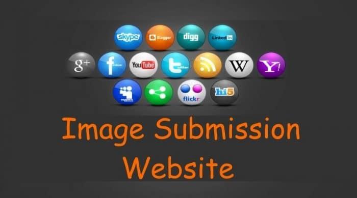 Image Submission Websites List