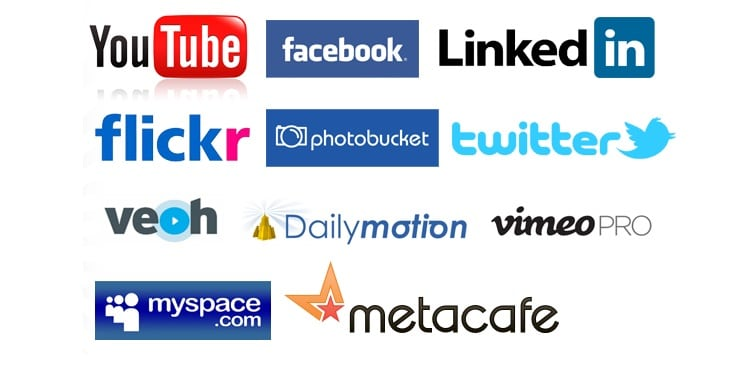 List of Top Video Submission Sites