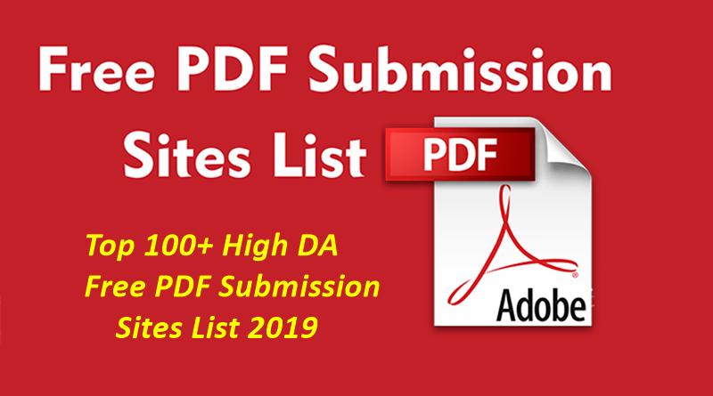 Top-100-High-DA-Free-PDF-Submission-Sites-List-2019-1