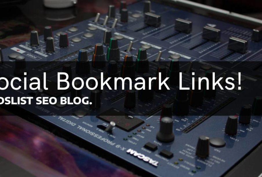 Social Bookmarking Links